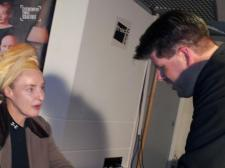 Lisa Gerrard e o meu viking. Nota-se muito a nossa excitação? ;)