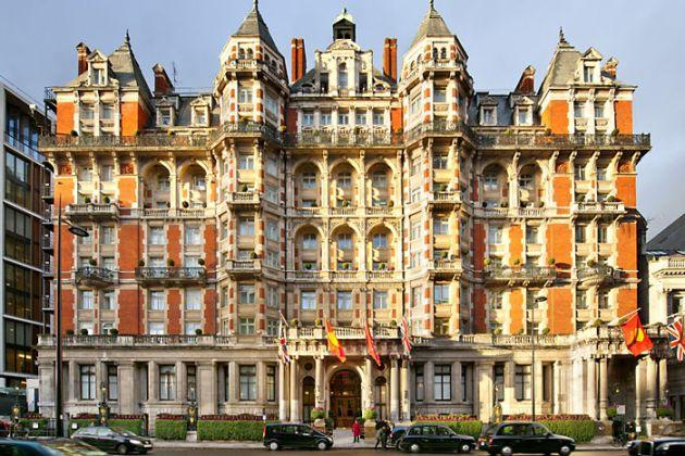 Mandarian Oriental - Imagem do site do Hotel