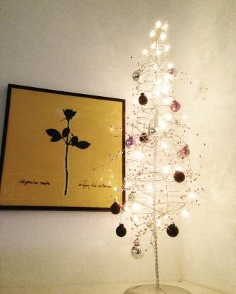A nossa árvore de Natal